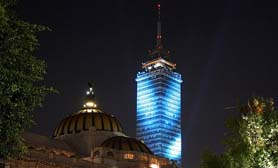 Torre Latinoamericana Mexico City